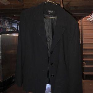 Kasper black size 18 blazer